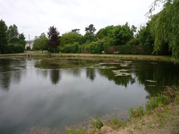 plan d eau
